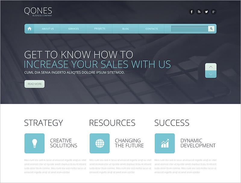 Property Marketing Agency Drupal Template