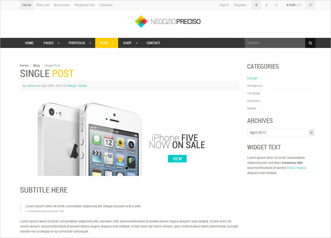 responsive bootstrap website templates free premium. Black Bedroom Furniture Sets. Home Design Ideas