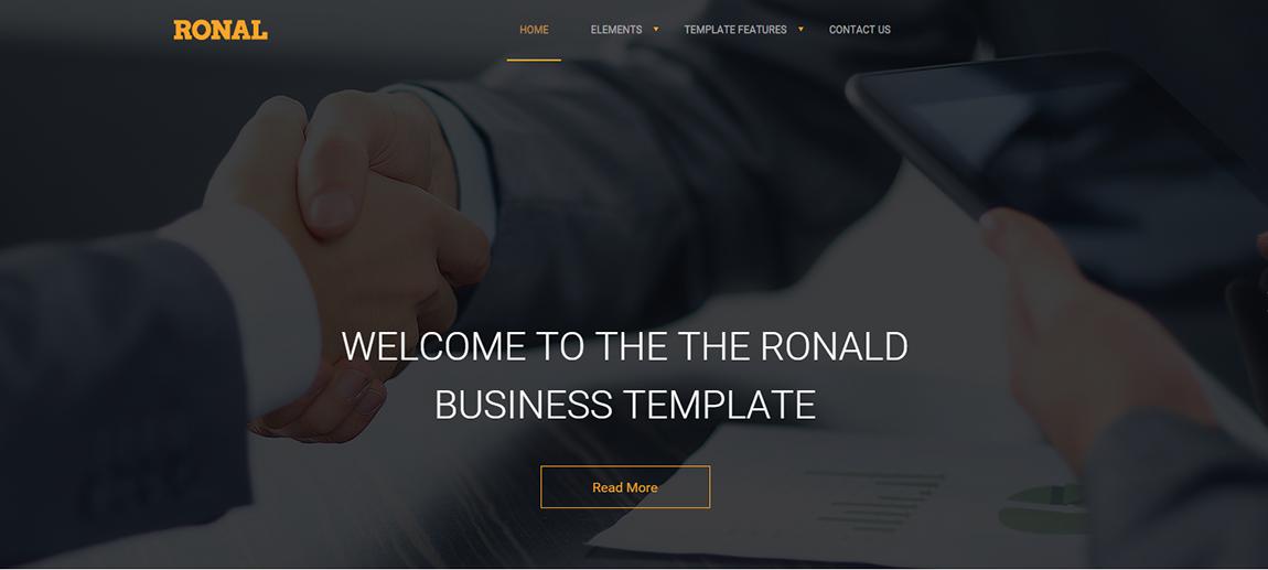 Responsive Drupal Website For Business