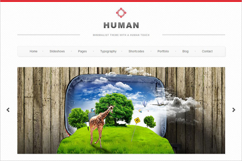 Responsive HTML5 Business Theme With Multiple Home Page Variations