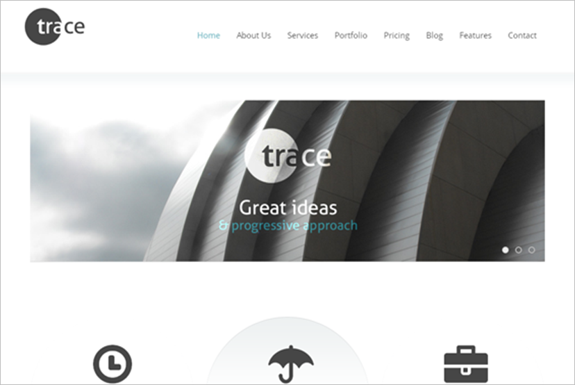 Responsive HTML5 &CSS3 Designed Template For Business