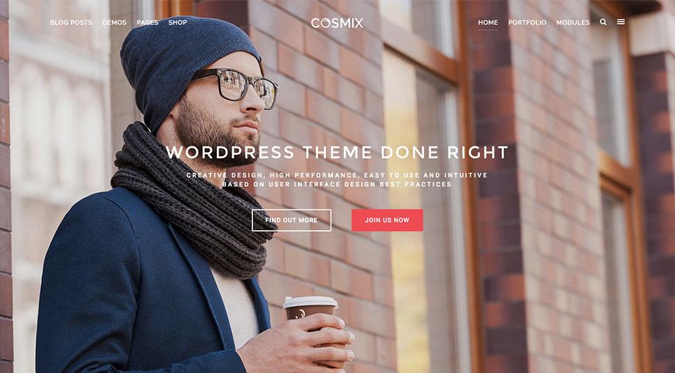 Responsive Multi-Concept WooCommerce WordPress Theme