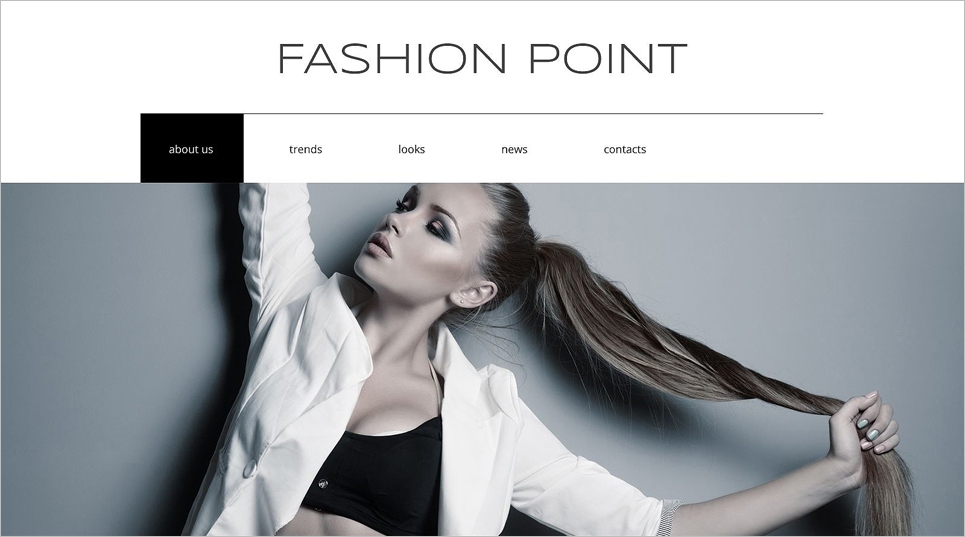 SEO Optimized Fashion Drupal Theme