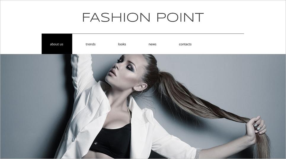 SEO Optimized Fashion Drupal Theme
