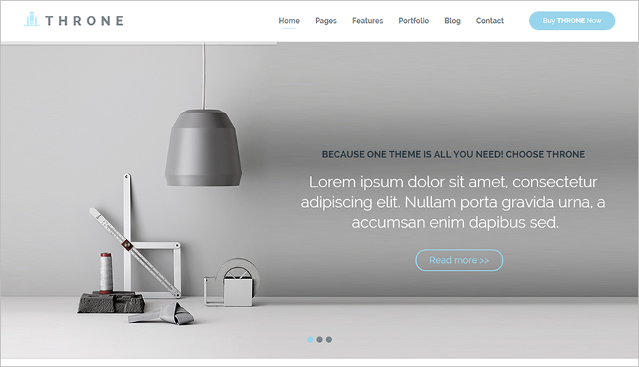 SEO Optimized Responsive Business HTML5 Template