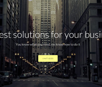 Joomla Business Templates
