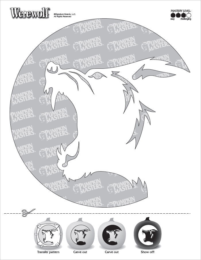 21 Pumpkin Carving Patterns Free Word Png Templates