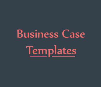 Business Case Templates