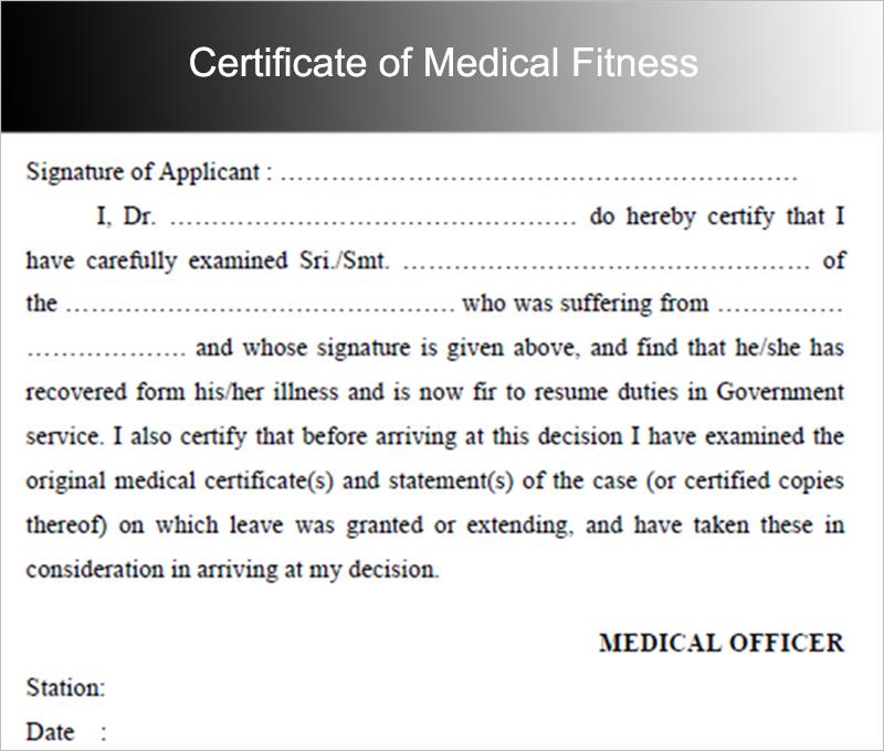 Medical Certificate Sample Letter from www.creativetemplate.net