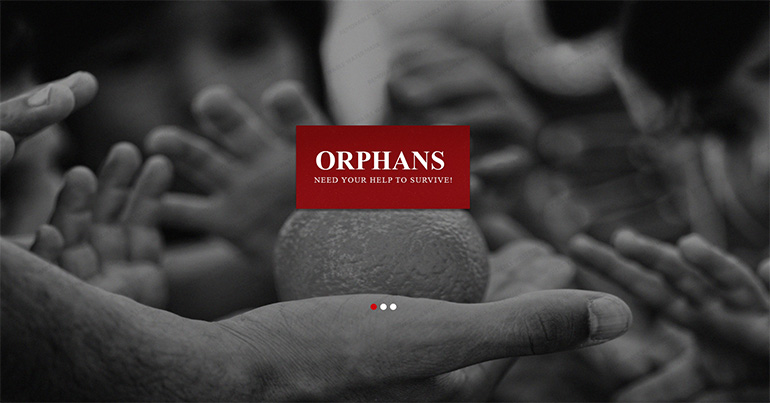 Charity html Templates