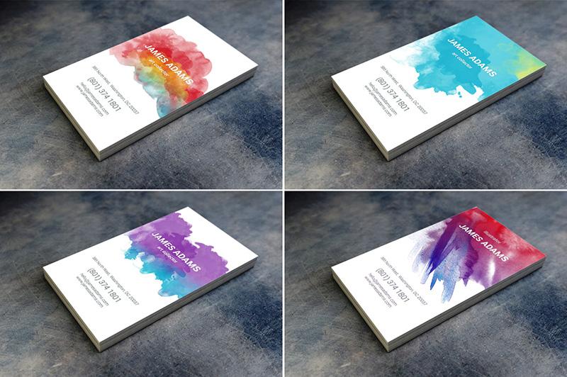 Creative Designer Business Cards Pack