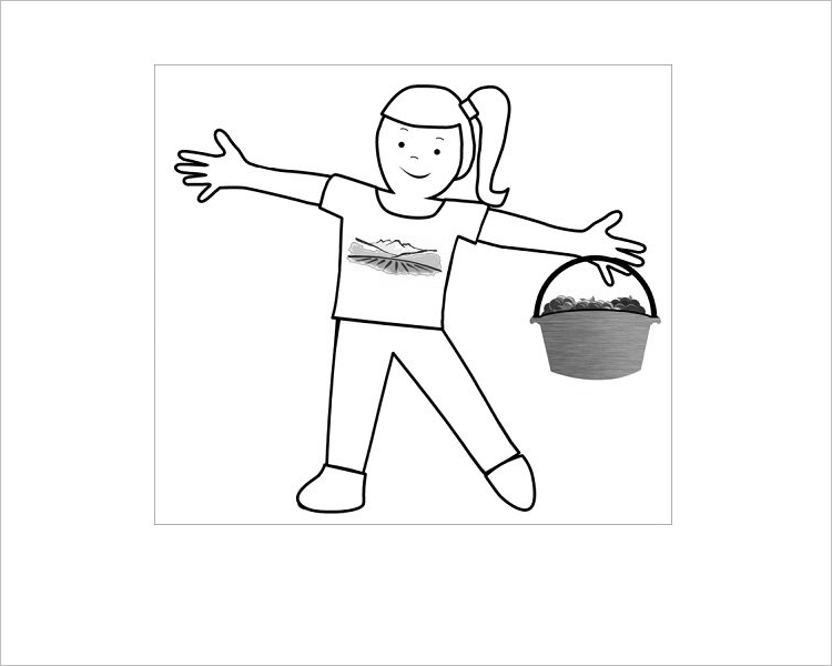 Download Flat Stanley Template