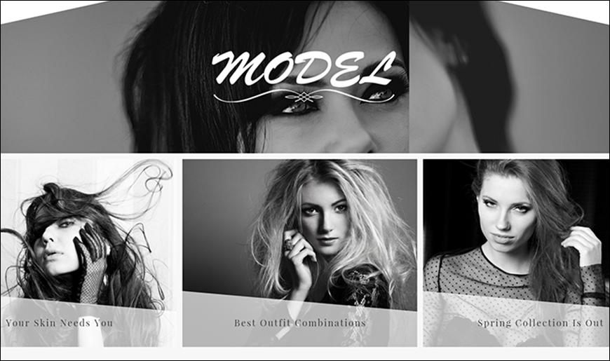 Elegant Model WP Blog Theme