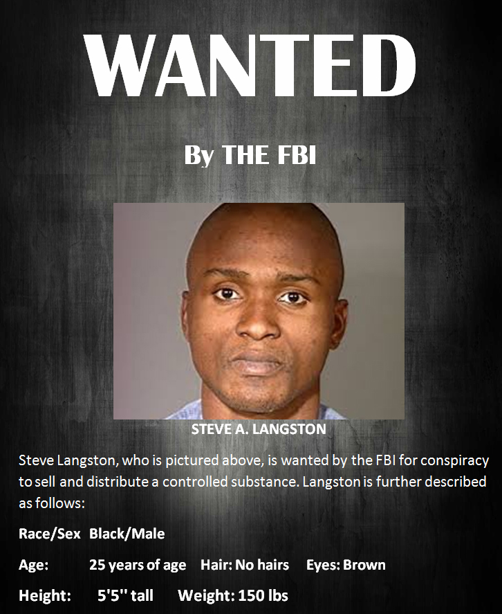 FBI Wanted Poster Template