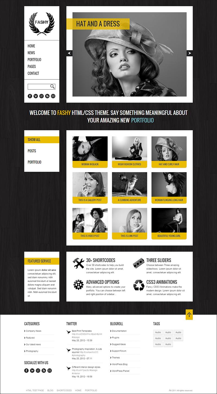 fashion designing templates free download - 12 fashion designer website template free download