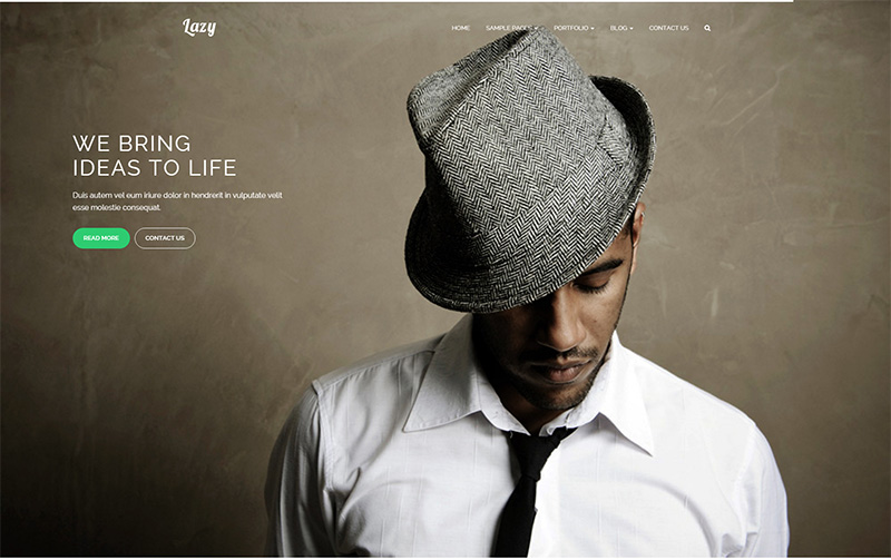 Fashion HTML Theme