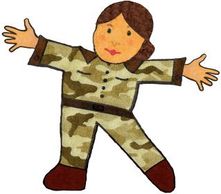 Female Camo Stanley