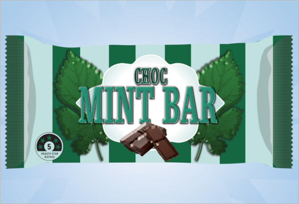 Free Chocolate Bar Wrapper Template
