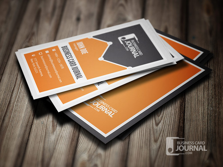 Free Marketing Business Card Template