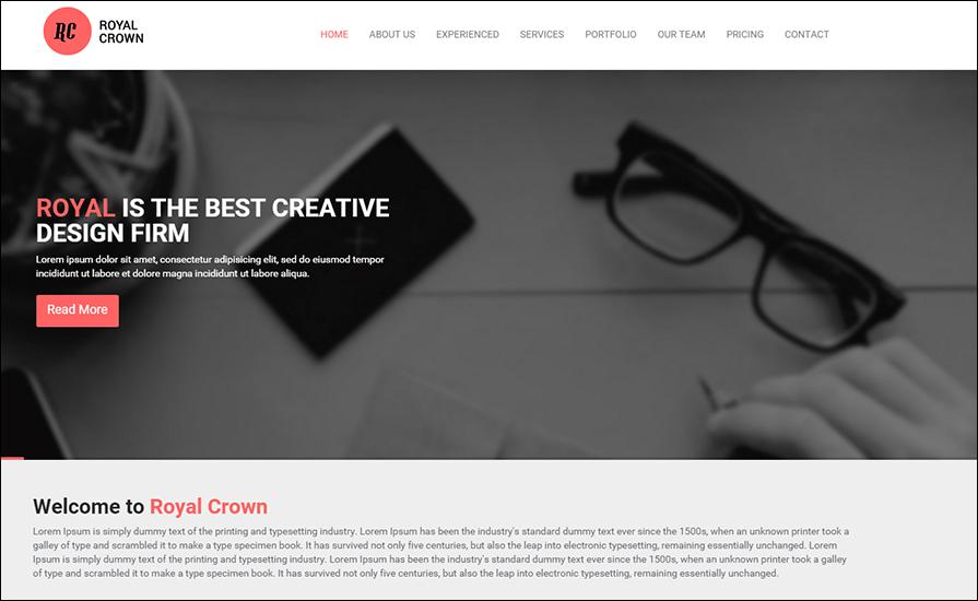 HTML 5 Landing Page SEO Friendly