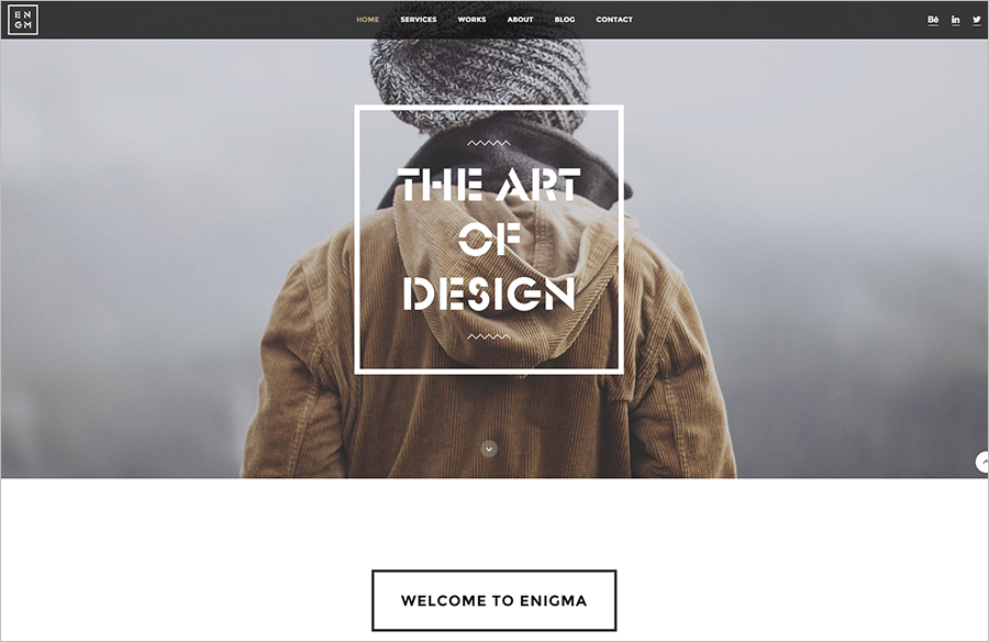 HTML Creative Responsive Template
