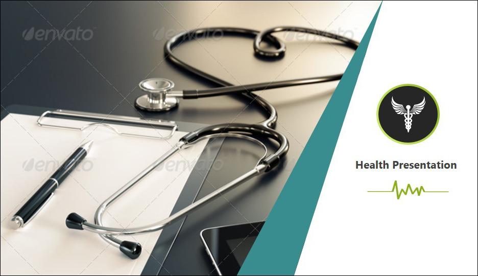 Health KeyNote Presentation Template
