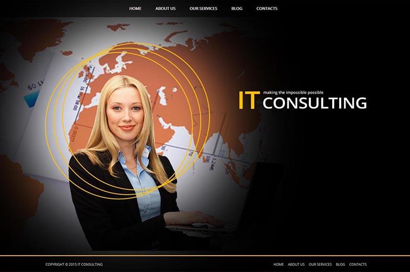 IT Consulting Joomla 3 Theme