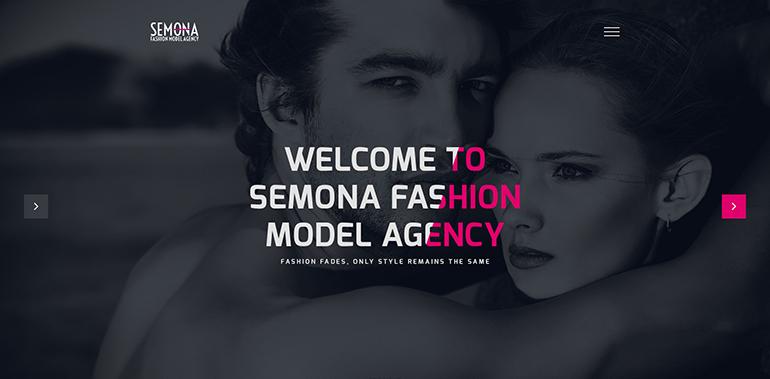 Joomla Fashion Templates