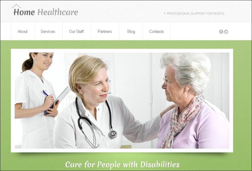 Joomla Template For Doctors