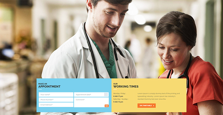 Medical HTML Templates