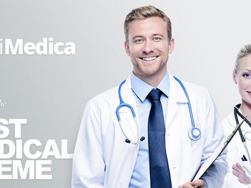 20 Wordpress Health Amp Medical Website Templates