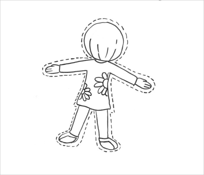 New Flat Stanley Doctor Template