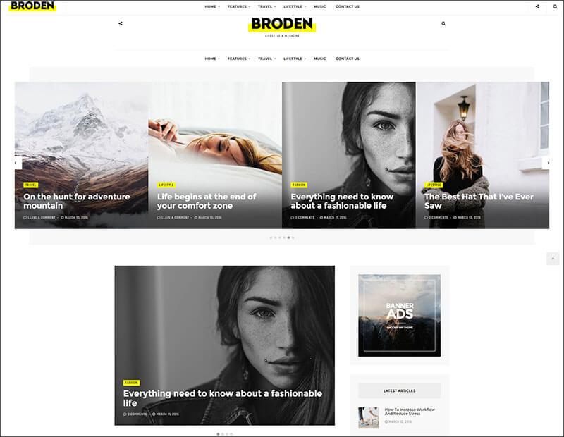 New Lifestyle Blog Magazine