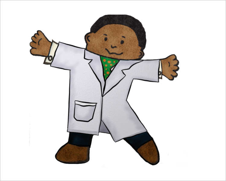 printable-flat-stanley-doctor-templates