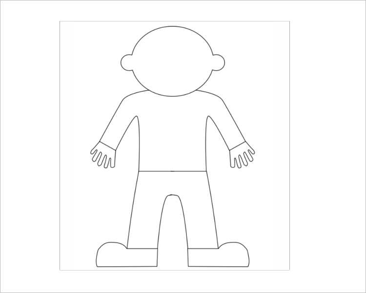 printable-flat-stanley-images-templates