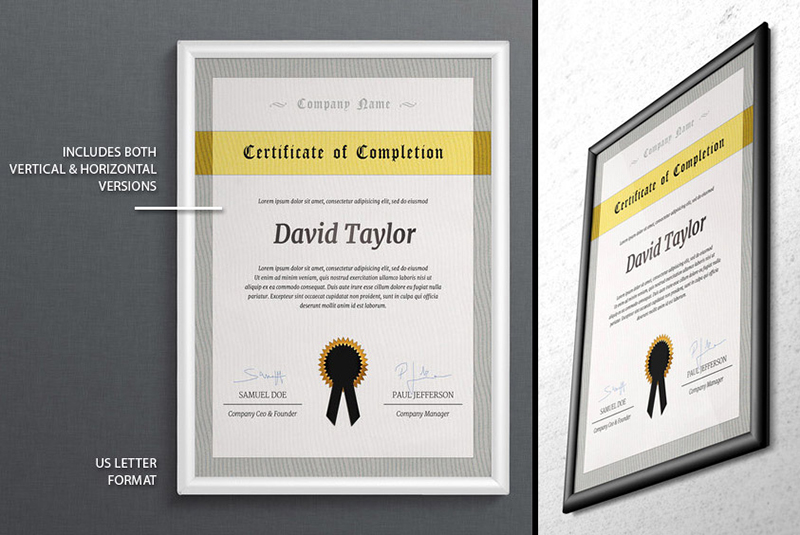 Sample completion certificate templates download creative template project completion certificates project completion certificate yadclub Image collections