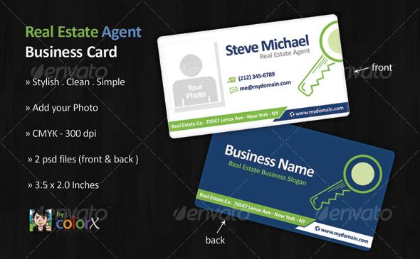 Marketing Business Card Templates