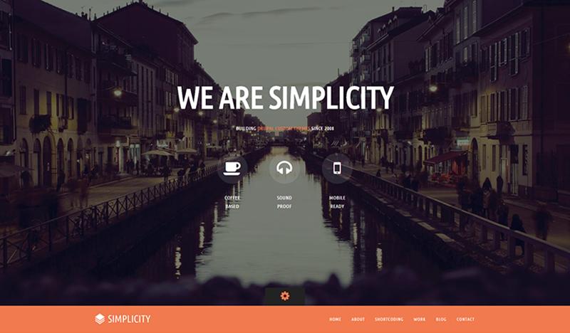 Responsive Drupal 7 Portfolio Theme
