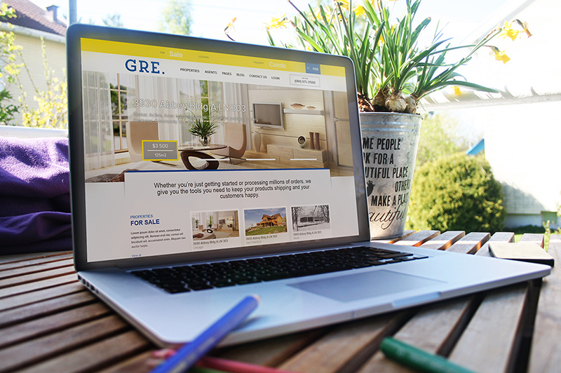 Responsive Drupal Template for Real Estate