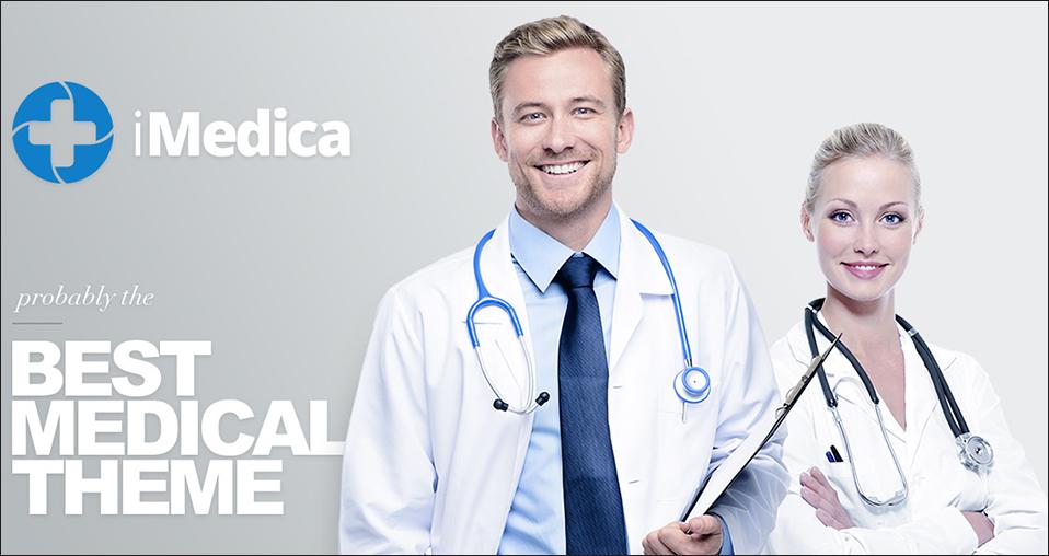 Responsive Medical & Health WP Theme