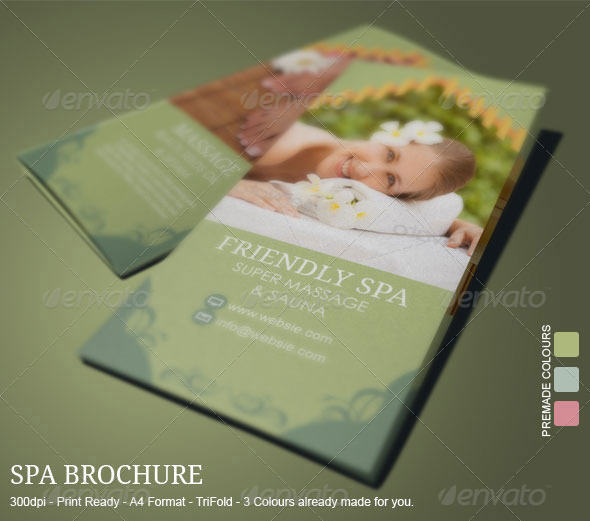 Salon Therapy Brochure S