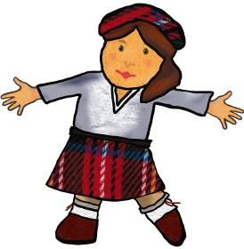 Scottish Girl Stanley