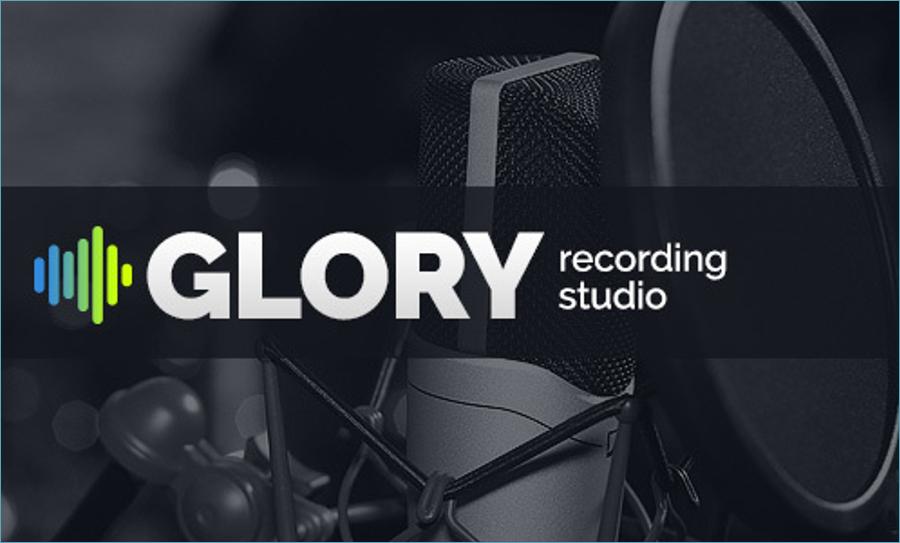 Sound Studio HTML Website Template