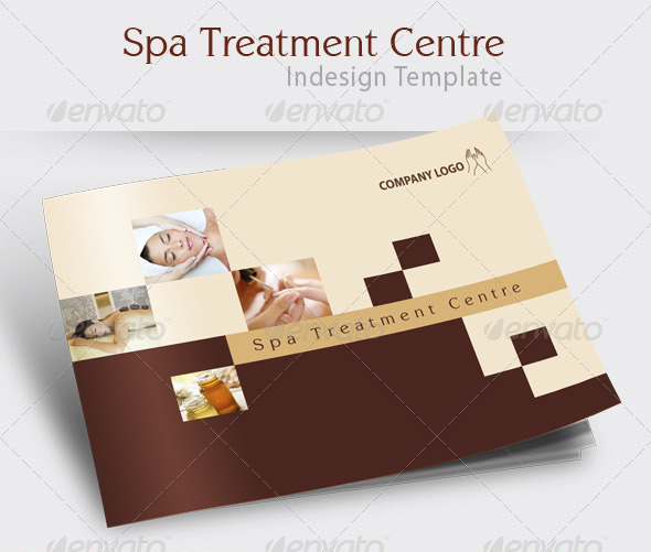 Spa Brochure Templates Free Premium Templates Creative Template - Spa brochure templates
