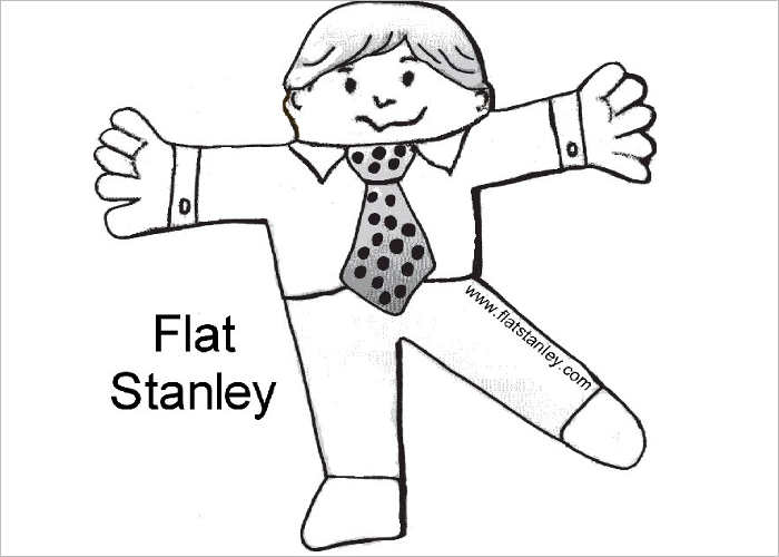Flat Stanley Templates || Free & Premium Templates | Creative Template