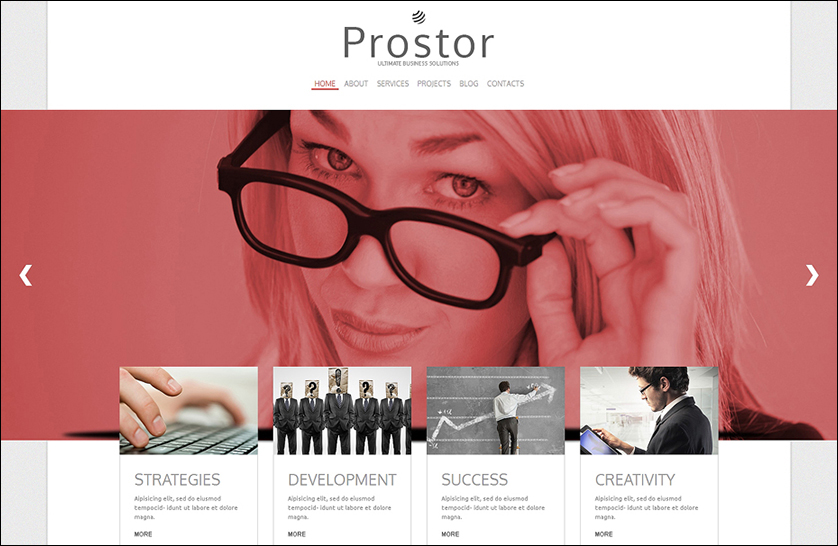 Startup Consulting Joomla Template