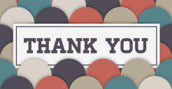 15+ Professional Thank You Letter Templates