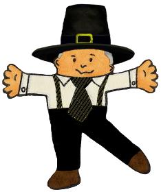 Thanks Giving Pilgrim Stanley