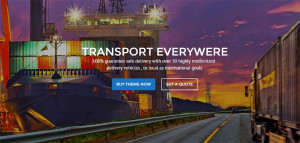 Transport Wordpress Templates