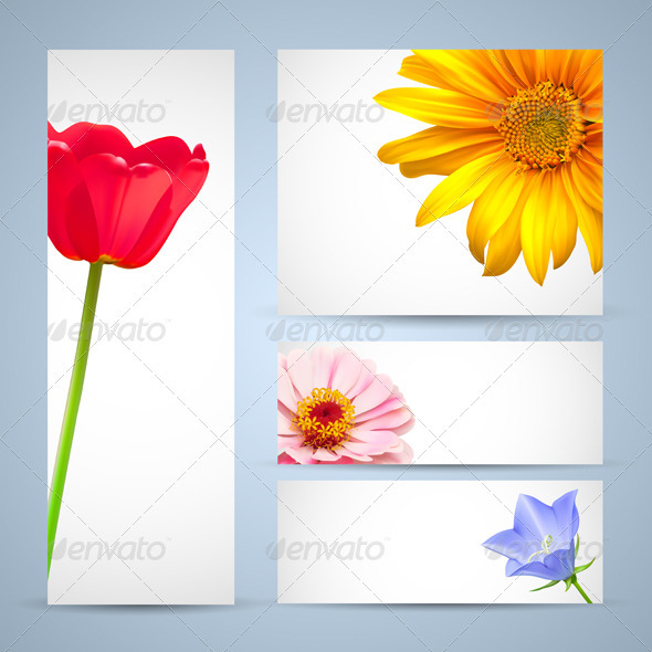 flower decoration template